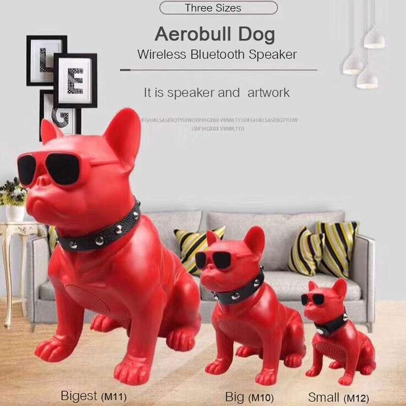 Bluetooth Speaker French Bulldog Art Bluetooth Speaker Portable Bluetooth Speakers