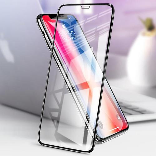 Ultra Premium 9H Tempered Glass Full Screen guard Protector For iPhone