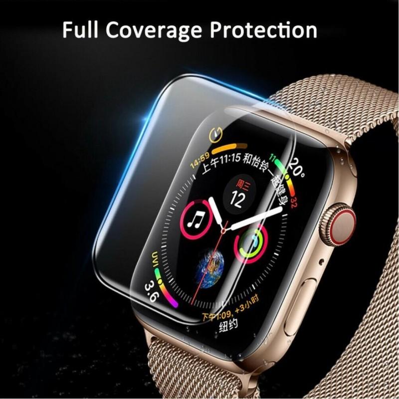 UV Glass Nano Liquid for Apple Watch Full UV Liquid Tempered Glass Screen Protector for Apple Watch