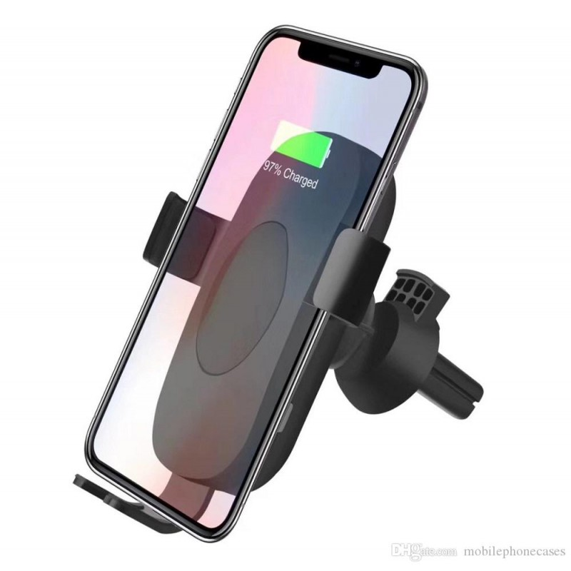 Car Holder Wireless Charging car mount Fast Wireless Charger Model C10