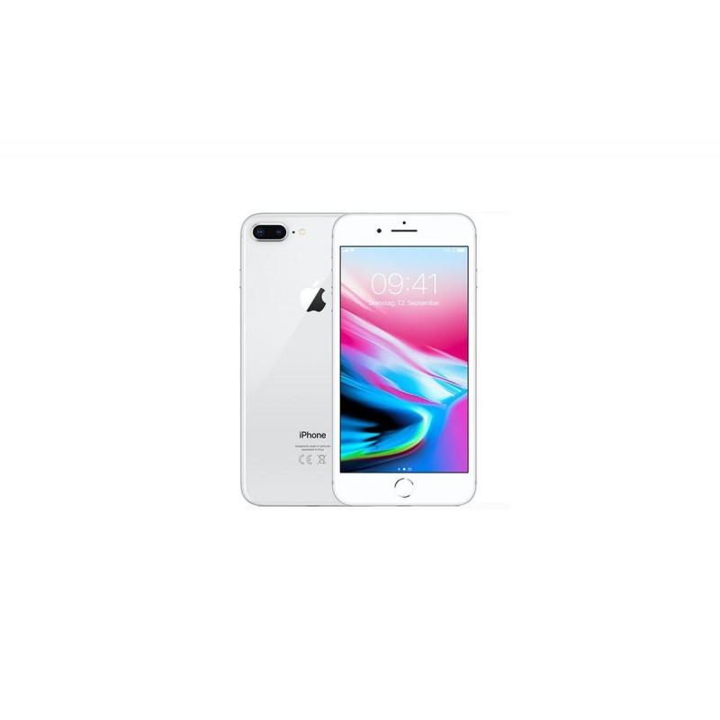 iphone 8 plus white 64 GB used phone good condition