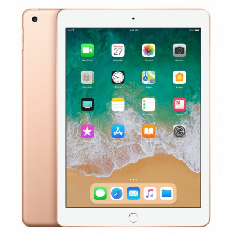 Ipad 6th Gen 32GB Rose Gold in very good condition