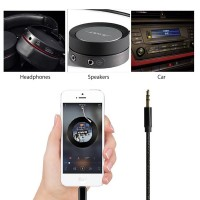 Lightning to 3.5 AUX Cable Audio Wire Control Adapter Cables