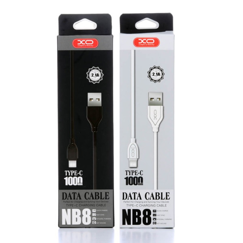 XO DATA CABLE APPLE 1M NB8 CABLES