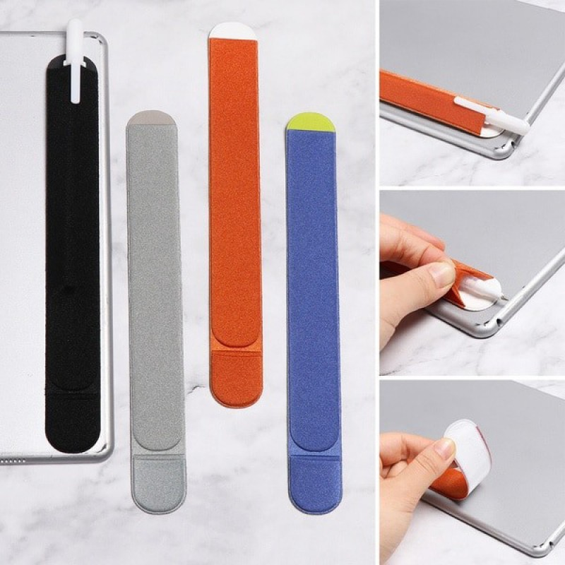 Stationery Pencil Case Apple Adhesive Protective Stylus Pen Sleeve Screen Pens Holder Sticker Pouch 64030352