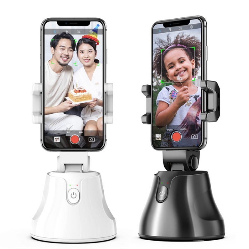 Apai Genie 360 degree auto tracking smart shooting phone holder for Selfie Stick Smartphone Vlog Camera Face object tracking 66651079