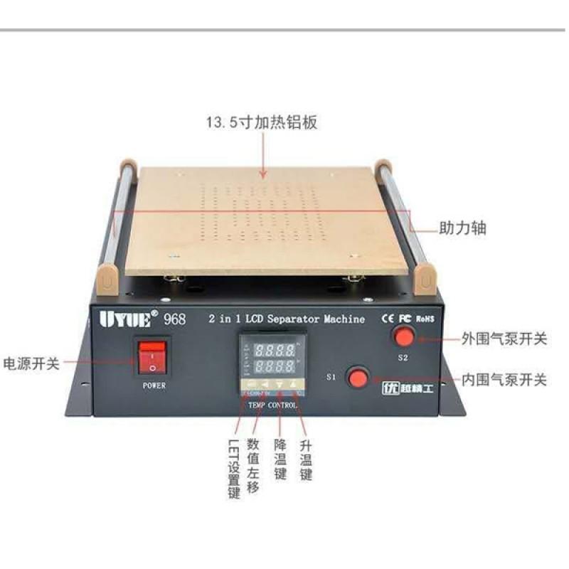 Heating station Pad