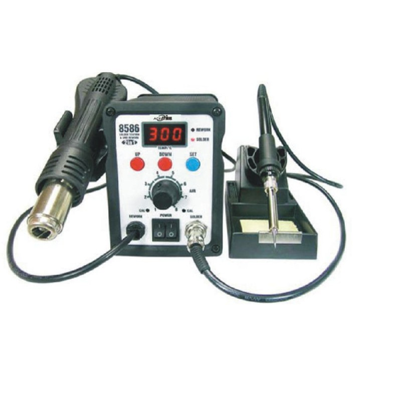High quality Rework station with soldering Iron.