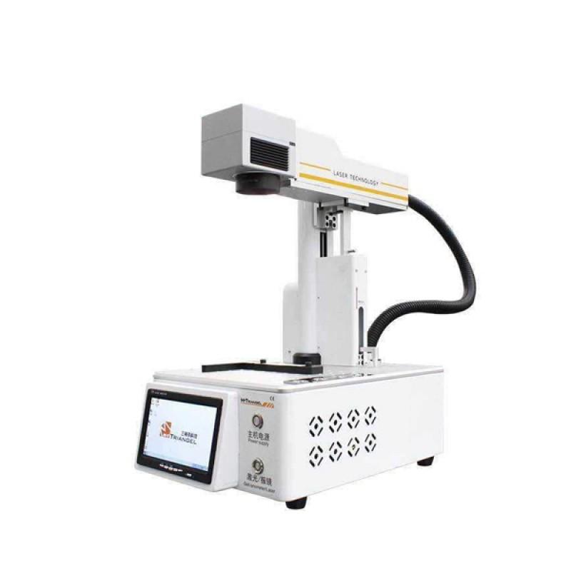 Laser Separator Air Purifier for mobile repair.