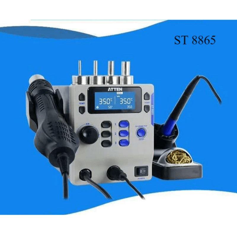 ST 8865 ReWorkstation with Soldering Iron