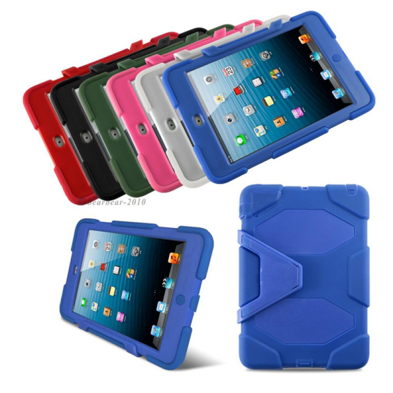Heavy Duty iPad Case Cases With Stand
