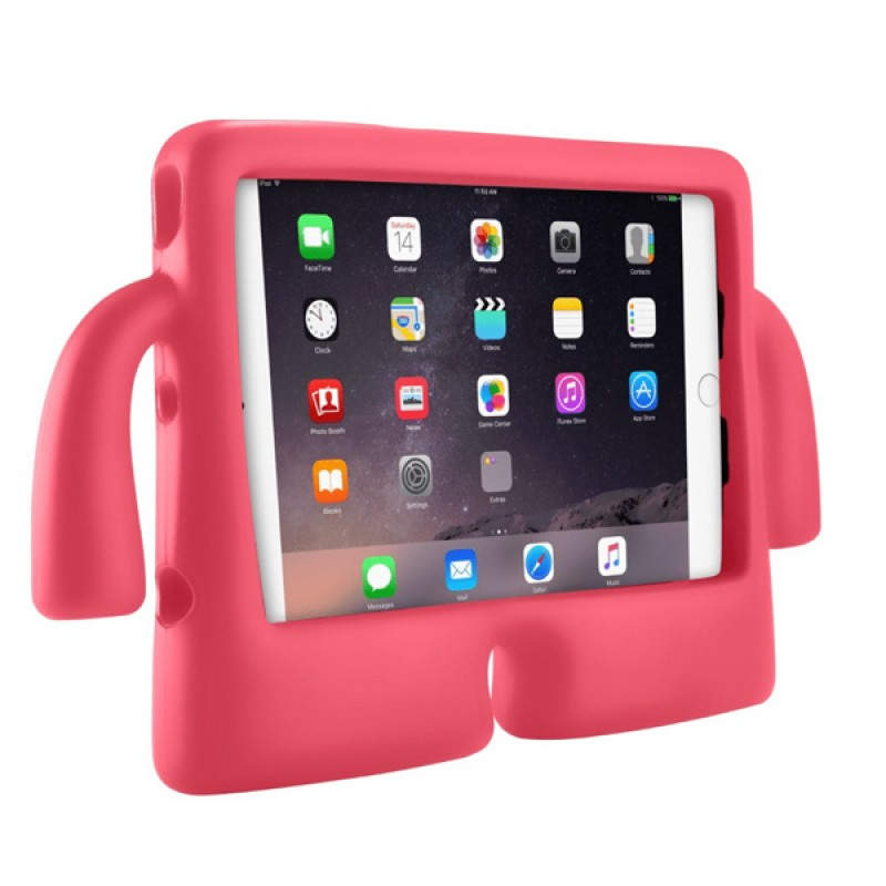 iPad Mini 1 / 2 / 3 / 4/5 Ipad 9.7 Ipad 10.5 (2019) Kids Shockproof Foam Stand Case Cover with handles 61689889