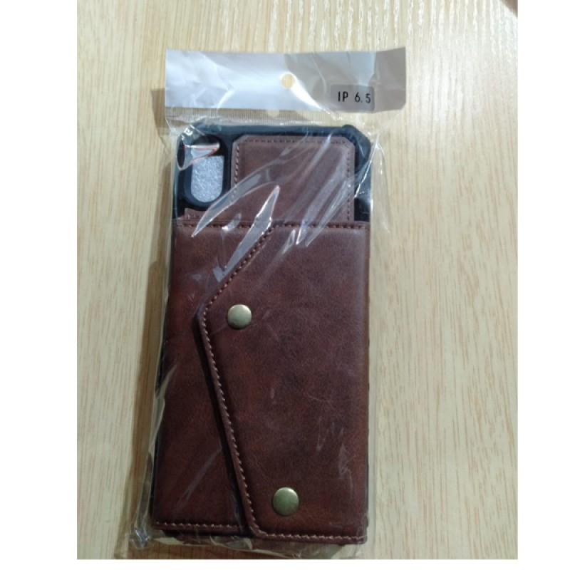 Back Wallet case iphone XS MAX