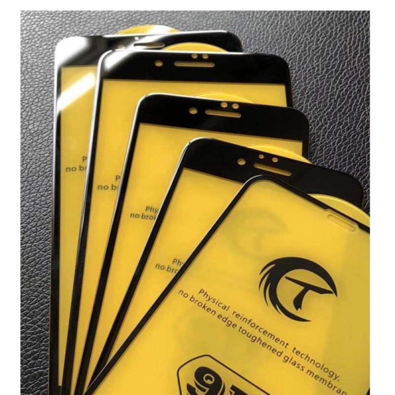 9D TEMPERED GLASS APPLE SAMSUNG SCREEN GUARD SOLID PROTECTION SCREEN PROTECTION 64514526
