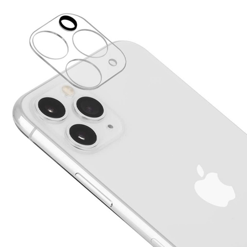 Full Cover Film For iPhone 11 Pro Camera Lens Flash Protector Tempered Glass