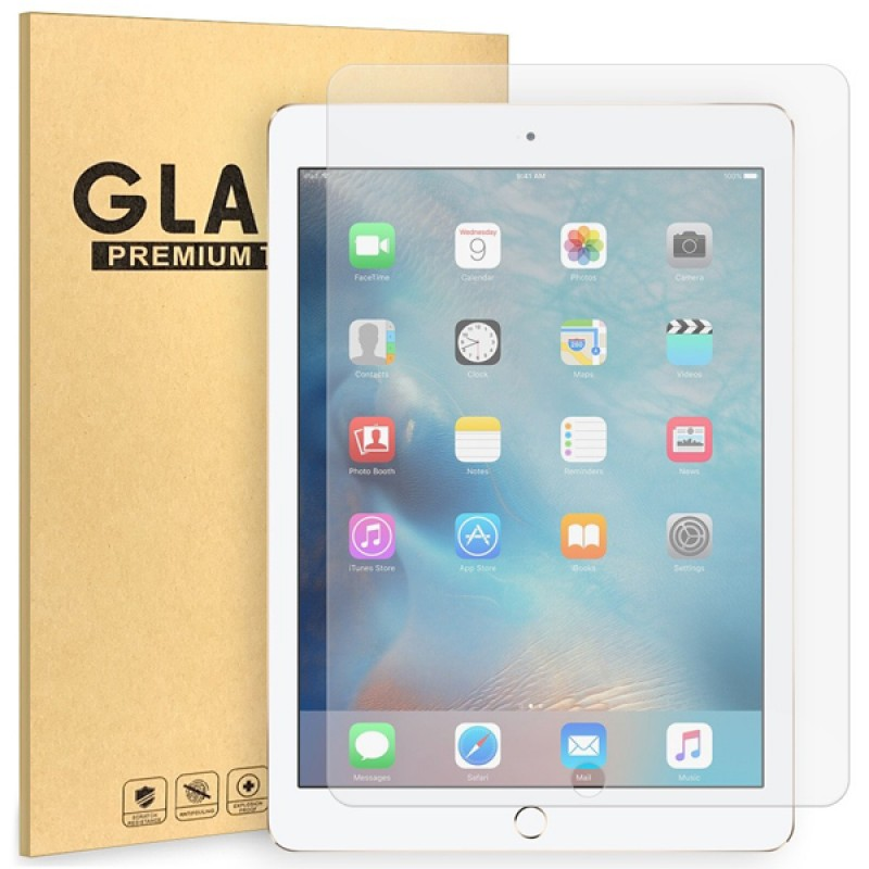 Glass Screen guard Protector tempered glass for iPad