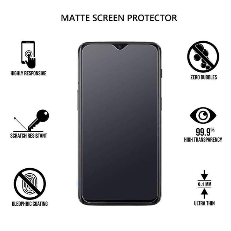 High Quality Matte Glass Full Glue 9H Anti Fingerprint Anti Scratch Ultra Thin