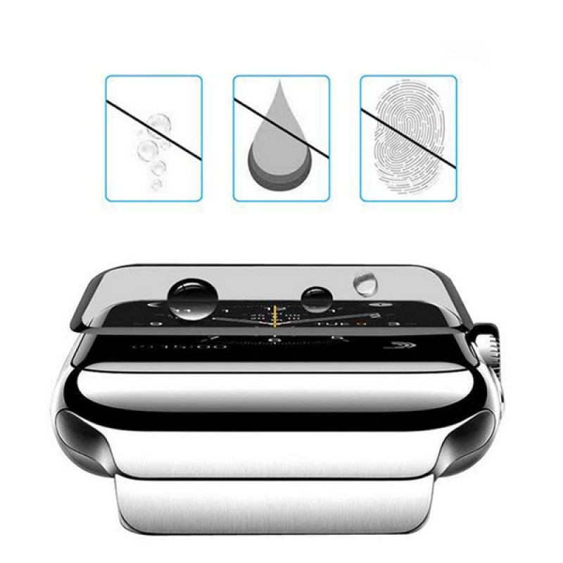 9D FULL COVER SCREEN PROTECTOR APPLE WATCH