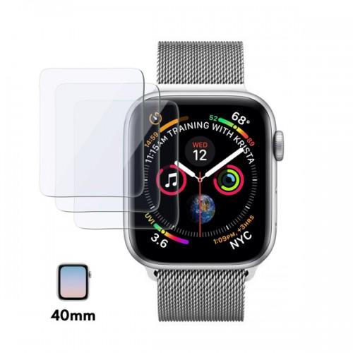Apple Watch UV Light Liquid Glue Tempered Glass Curved 38 40 42 44mm