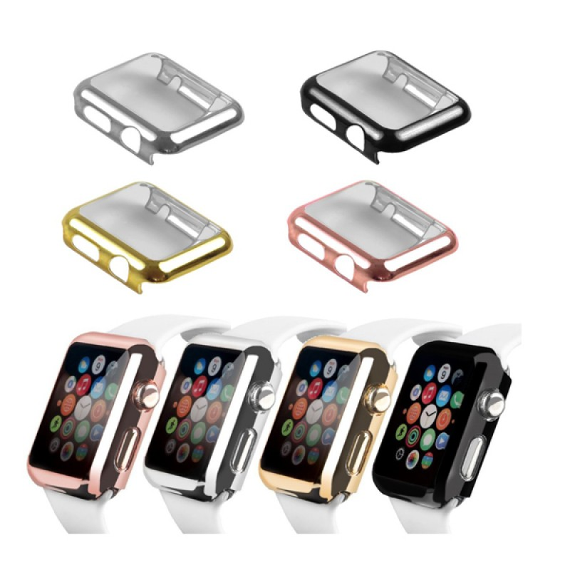 For Apple Watch iWatch Series 5 4 3 2 1 Case Full Cover 38 40 42 44mm 77541942